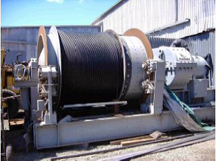 Jdc Winding And Shaft